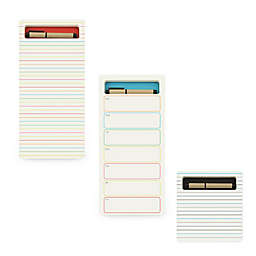 three by three seattle® jOTBLOCK™ notepad + supply caddy