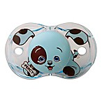 RaZbaby® Keep-It-Kleen® Puppy Pacifier in Blue