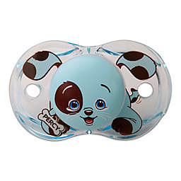 RaZbaby® Keep-It-Kleen® Puppy Pacifier in Blue