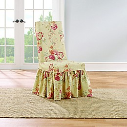 Sure Fit® Ballad Bouquet by Waverly™ Dining Room Chair Slipcover