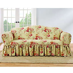 Sure Fit® Ballad Bouquet by Waverly™ Slipcover Collection