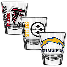 Boelter NFL 2-Pack Shot Glass Set