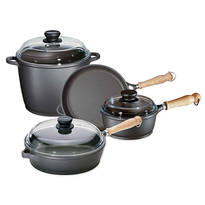 Alternate image 1 for Berndes® Tradition Nonstick 7-Piece Cookware Set