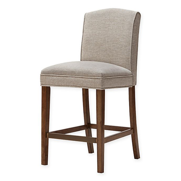 Madison Park Camel Counter Stool Bed Bath And Beyond Canada