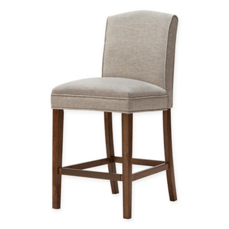 Madison Park Camel Counter Stool Bed Bath Amp Beyond