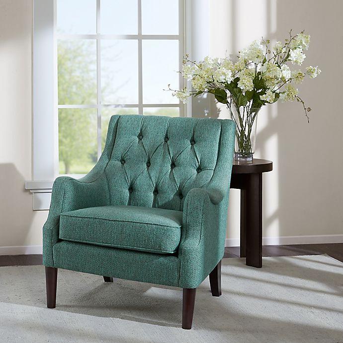 Madison Park Qwen Tufted Accent Chair