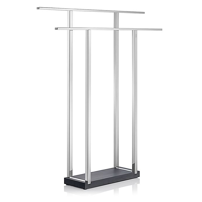 Alternate image 1 for Blomus Menoto Freestanding Towel Rack