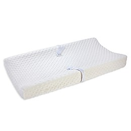 carter's® Velboa Bubble Dot Changing Pad Cover