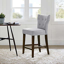 Madison Park Avila Tufted Back Counter Stool