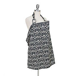 Bebe au Lait® Tribeca Nursing Cover in Black/White