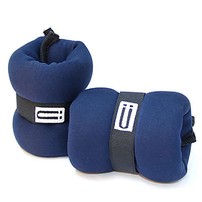 Zenzation Athletics 5-Pound Ankle/Wrist Weights (Set of 2)