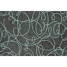 Loloi Rugs Nova Rug in Grey/Mist