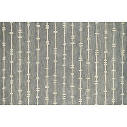 Loloi Rugs Nova Rug in Grey/Ivory