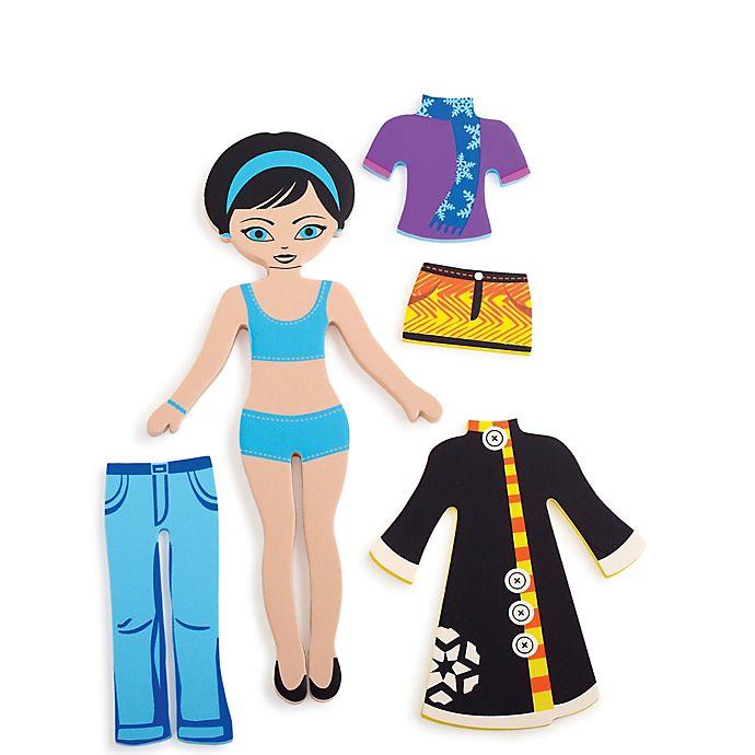 Alternate image 1 for Splash Fashion Dress Up Toy