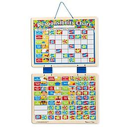 Melissa & Doug Magnetic Responsibility Chart