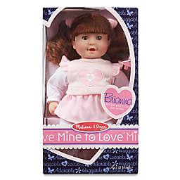 Melissa&Doug® Brianna 12-in Baby Doll