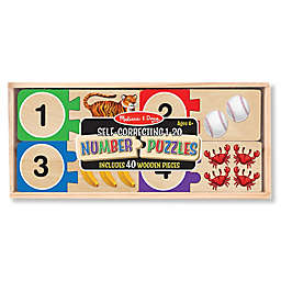 Melissa and Doug® Number Puzzles