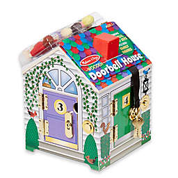 Melissa&Doug® Wooden Doorbell House