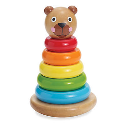 Manhattan Toy® Brilliant Bear Magnetic Stack-Up Toy