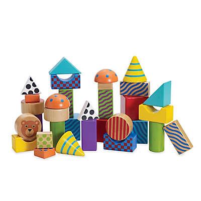 Manhattan Toy® Create & Play Pattern Blocks