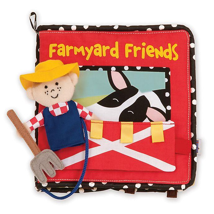 Alternate image 1 for Manhattan Toy Farmyard Friends Book