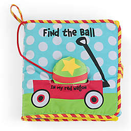 "Manhattan Toy® ""Find the Ball"" Soft Book"