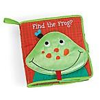 Manhattan Toy®  Find the Frog  Soft Book
