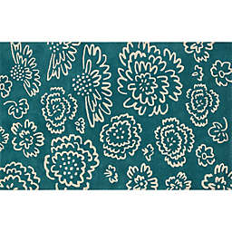 Loloi Rugs Nova Rug in Teal