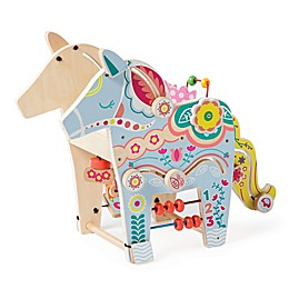 Manhattan Toy® Playful Wooden Pony Toy