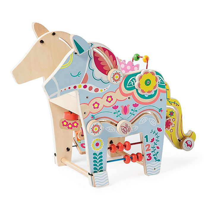 Alternate image 1 for Manhattan Toy® Playful Wooden Pony Toy
