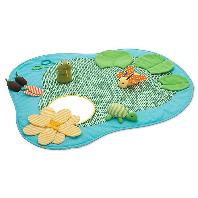 Manhattan Toy 174 Pond Playtime Playmat Bed Bath Amp Beyond