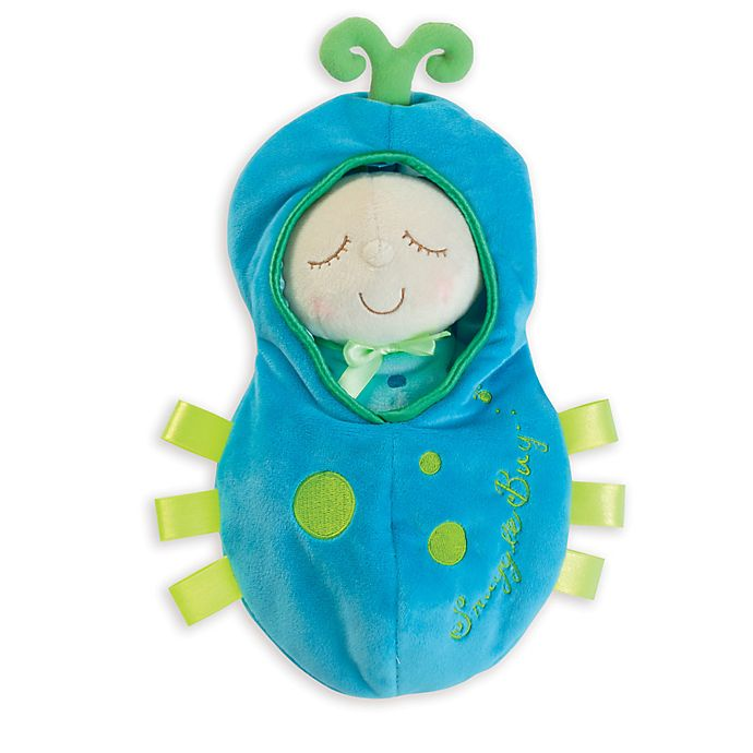 Alternate image 1 for Manhattan Toy® Snuggle Pods Snuggle Bug