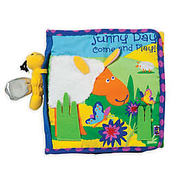 Manhattan Toy® Sunny Day Soft Book