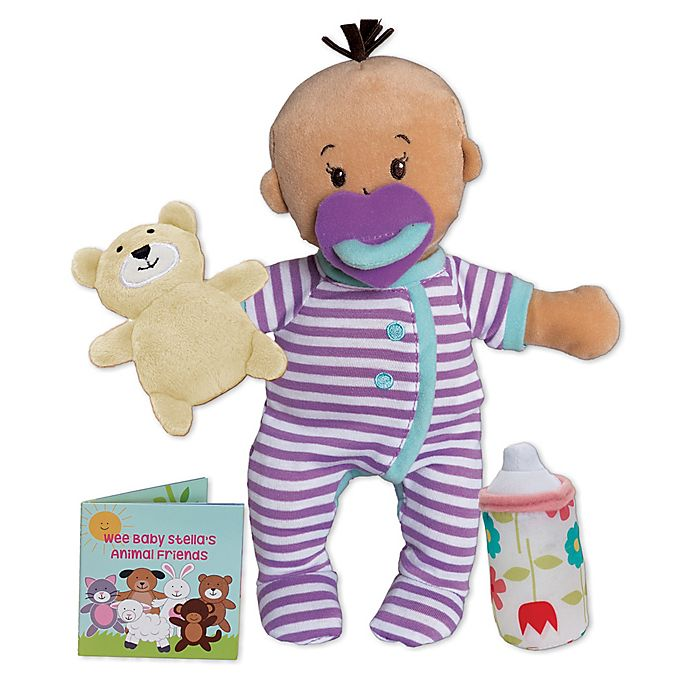 Alternate image 1 for Manhattan Toy® Wee Baby Stella Sleep Time Scents Set With Lavender Scent