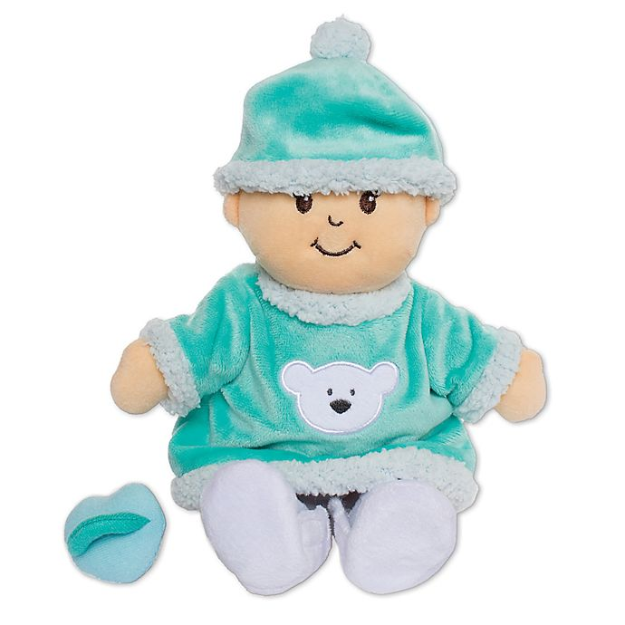 Alternate image 1 for Manhattan Toy® Wee Baby Snow Day Doll