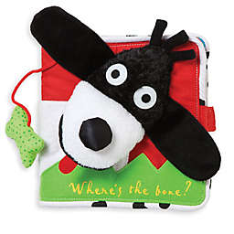 "Manhattan Toy® ""Where's Bone"" Soft Book"