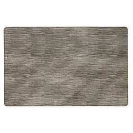 Mohawk Home® Micro Elegance 23-Inch x 36-Inch Houndstooth Kitchen Mat in Grey