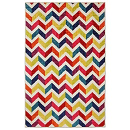 Mohawk Chevrons Prism Area Rug
