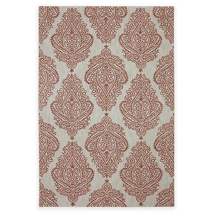 Alternate image 1 for Karastan Pacifica Emerson 5-Foot 3-Inch x 7-Foot 10-Inch Area Rug in Beige