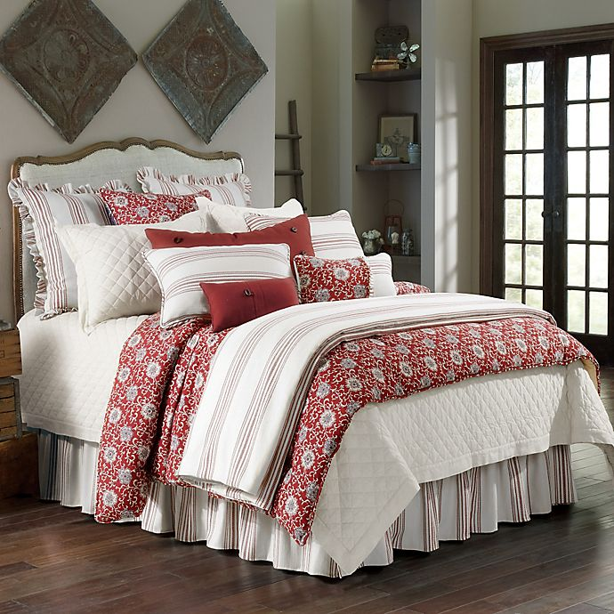 Hiend Accents Bandera Comforter Set In Red Bed Bath Beyond