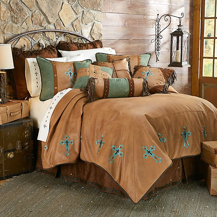 Alternate image 1 for HiEnd Accents Las Cruces II Bedding Collection