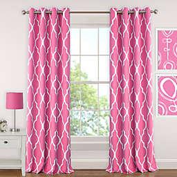 Elrene Emery Room-Darkening Grommet Top Window Curtain Panel
