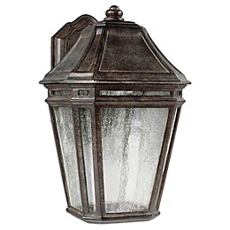 Feiss® Londontowne Medium 1-Light Outdoor LED Wall Sconce