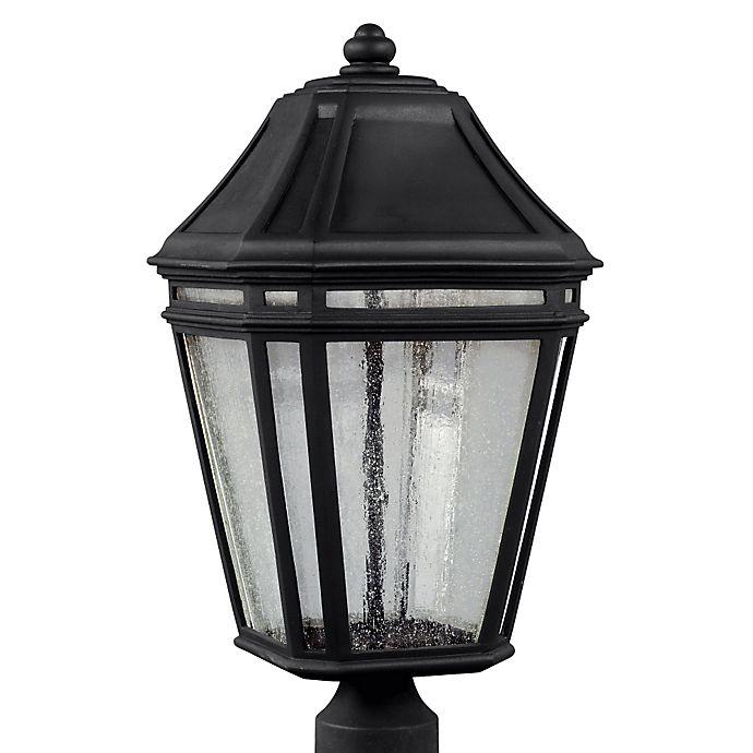Alternate image 1 for Feiss® Londontowne 3-Light Outdoor 19-1/2-Inch LED Post Light in Black
