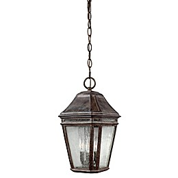 Feiss® Londontowne Large 3 Light Outdoor Pendant