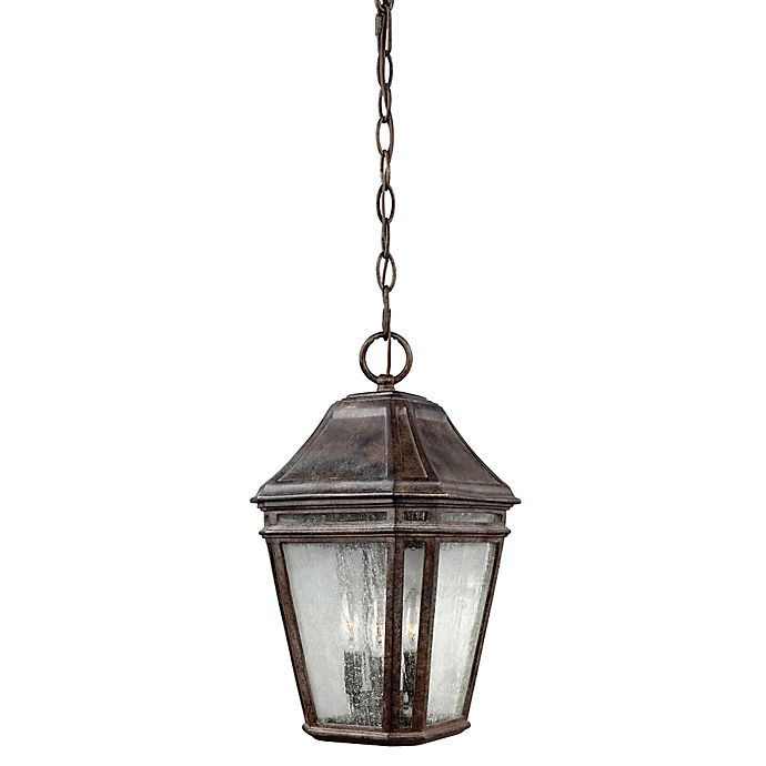 Alternate image 1 for Feiss® Londontowne Large 3 Light Outdoor Pendant