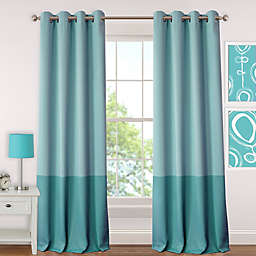 Elrene  Madeline Room-Darkening Grommet Top Window Curtain Panel