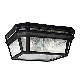 Feiss® Londontowne 2-Light Outdoor Flush Mount Fixture