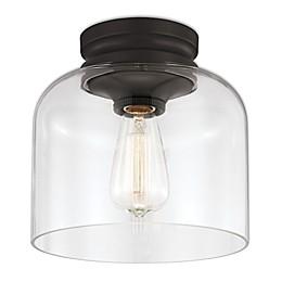 Feiss® Hounslow 1-Light Flush-Mount Fixture