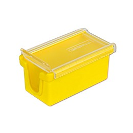Casabella® West Coast Butter Keep 'n Slice in Yellow